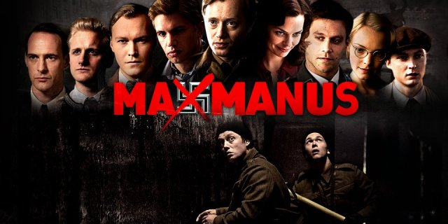 Max Manus Man of War