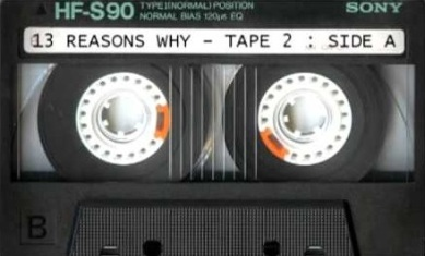 13 Reasons Why Tape