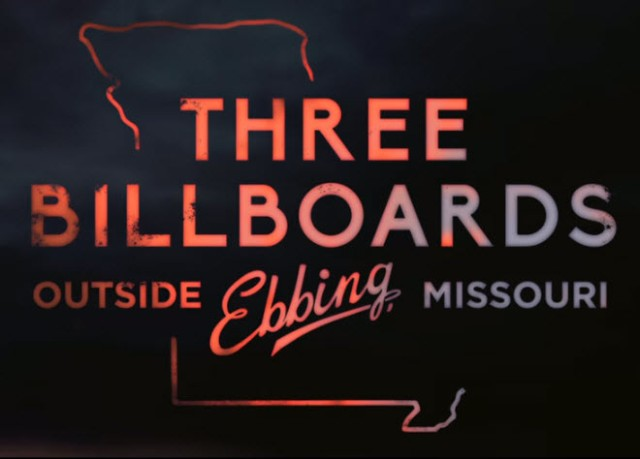 Τhree billboards outside Ebbing, Missouri